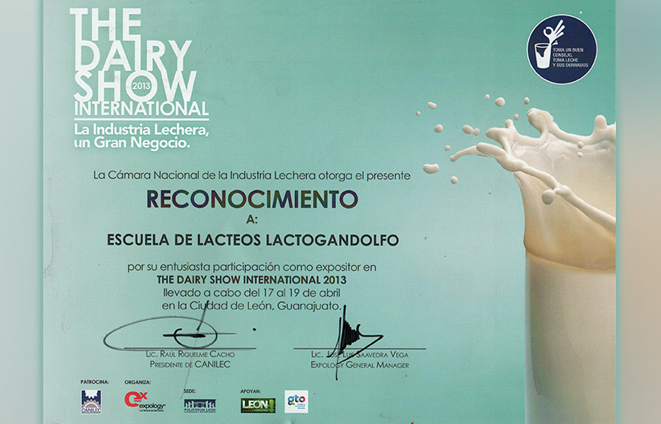 León Gto. 2013 | THE DAIRY SHOW INTERNATIONAL 2013